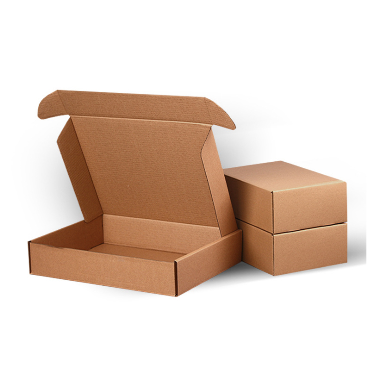 Durable Corrugated Cardboard Shipping Box