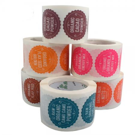 Sticker Label and Roll Label wholesale